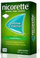 Nicorette 2 Mg Gom à Mâcher Médic Sans Sucre Menthe Fraîche Plq/30gom à RUMILLY
