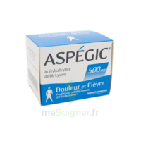 ASPEGIC 500 mg, poudre pour solution buvable en sachet-dose 20 à RUMILLY