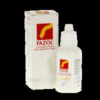 FAZOL 2 POUR CENT, émulsion fluide pour application locale à RUMILLY