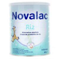 Novalac Riz Lait en poudre 800g à RUMILLY