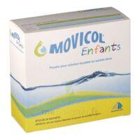 Movicol Enfants, Poudre Pour Solution Buvable En Sachet-dose à RUMILLY