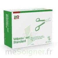 Velpeau Set Standard set de pansement pour plaies chroniques avec paire de ciseaux à RUMILLY