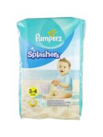 Pampers Splashers taille 3-4 (6-11kg) maillot de bain jetables à RUMILLY