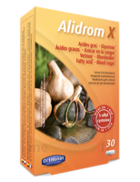 Orthonat Nutrition - Alidrom X - 30 gélules à RUMILLY