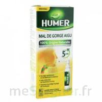 HUMER MAL DE GORGE AIGU à RUMILLY