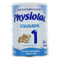 Physiolac Equilibre 1er âge à RUMILLY