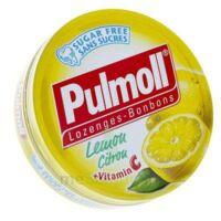 PULMOLL Pastilles citron B/45g à RUMILLY