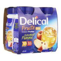 DELICAL BOISSON FRUITEE Nutriment pomme 4Bouteilles/200ml à RUMILLY