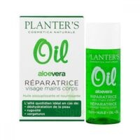 PLANTER'S ALOE VERA CORPS Huile oil réparatrice 50ml à RUMILLY