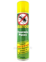 Abatout Laque anti-fourmis et puces 405ml à RUMILLY