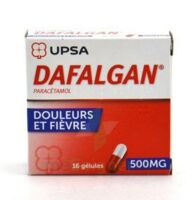 DAFALGAN 500 mg Gélules 2plq/8 (16) à RUMILLY