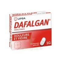 DAFALGAN 1000 mg Comprimés pelliculés Plq/8 à RUMILLY
