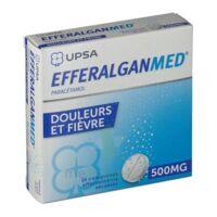 EFFERALGANMED 500 mg, comprimé effervescent sécable à RUMILLY