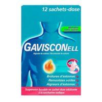 Gavisconell Suspension Buvable Sachet-dose Menthe Sans Sucre 12sach/10ml à RUMILLY