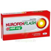NUROFENFLASH 400 mg Comprimés pelliculés Plq/12 à RUMILLY
