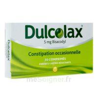 Dulcolax 5 Mg Comprimés Enrobés Gastro-résistants Plq/30 à RUMILLY