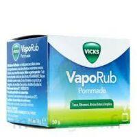 VICKS VAPORUB, pommade 50g à RUMILLY