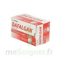DAFALGAN 1000 mg Comprimés effervescents B/8 à RUMILLY