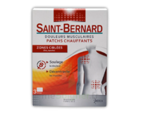 St-Bernard Patch zones ciblées  x3 à RUMILLY