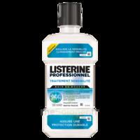 Listerine Professionnel Bain bouche traitement sensibilité 500ml à RUMILLY