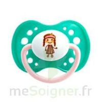 SUCETTE DODIE ANATOMIQUE SILICONE FILLE 18 MOIS + à RUMILLY