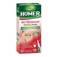 HUMER Nez très bouché, sinusite, rhume à RUMILLY