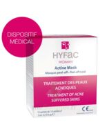 Hyfac Woman Active Mask Masque 15 Sachets à RUMILLY
