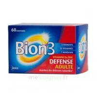 Acheter Bion 3 Défense Adulte Comprimés B/60 à RUMILLY