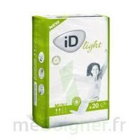 ID Light Mini Protection urinaire