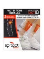 d2e942632405a2 EPITACT SPORT PROTECTIONS TIBIALES EPITHELIUMTACT 03, bt 2