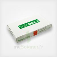 Stéribox Kit prévention et hygiène pour les toxicomanes avec seringues 100UI/ml à RUMILLY
