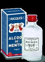 Ricqles 80° Alcool de menthe 100ml à RUMILLY