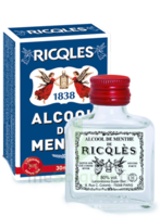 Ricqles 80° Alcool de menthe 30ml à RUMILLY