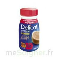 DELICAL BOISSON HP HC CONCENTREE Nutriment café 4Bouteilles/200ml à RUMILLY
