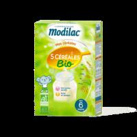 Modilac Céréales Farine 5 Céréales bio à partir de 6 mois B/230g à RUMILLY