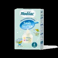 Modilac Céréales Farine Sans gluten à partir de 4 mois B/300g à RUMILLY