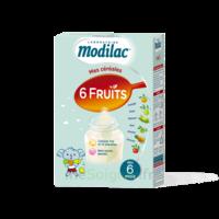 Modilac Céréales Farine 6 Fruits à partir de 8 mois B/300g à RUMILLY