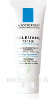 Toleriane Crème riche peau intolérante sèche 40ml à RUMILLY