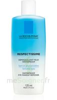 Respectissime Lotion Waterproof Démaquillant Yeux 125ml à RUMILLY