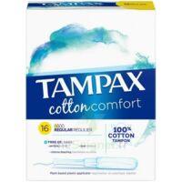 Tampax Pearl Cotton - Confort Régulier à RUMILLY