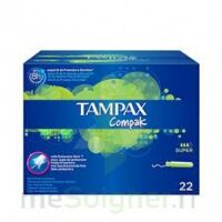 Tampax Compak - Tampon Super à RUMILLY