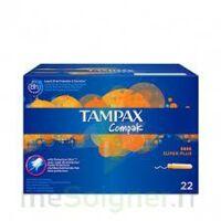 Tampax Compak - Tampon Super Plus à RUMILLY