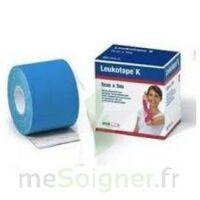 LEUKOTAPE K Sparadrap bleu 5cmx5m à RUMILLY