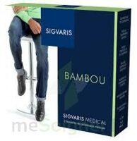 Sigvaris Bambou 2 Chaussette homme noir L extra large à RUMILLY