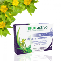 Seriane Stress & Sommeil Gélules B/30 à RUMILLY