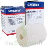 TENSOPLUS Bande cohésive blanc 8cmx3m à RUMILLY