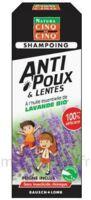 Cinq sur Cinq Natura Shampooing anti-poux lentes lavande 100ml à RUMILLY