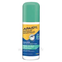 Apaisyl Répulsif Moustiques Emulsion peaux sensibles 90ml à RUMILLY