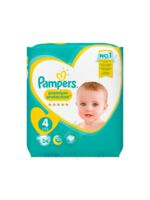 Pampers Premium Couche protection T4 8-16kg Paquet/24 à RUMILLY