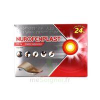 NUROFENPLAST 200 mg Emplâtre médic 4Sach à RUMILLY